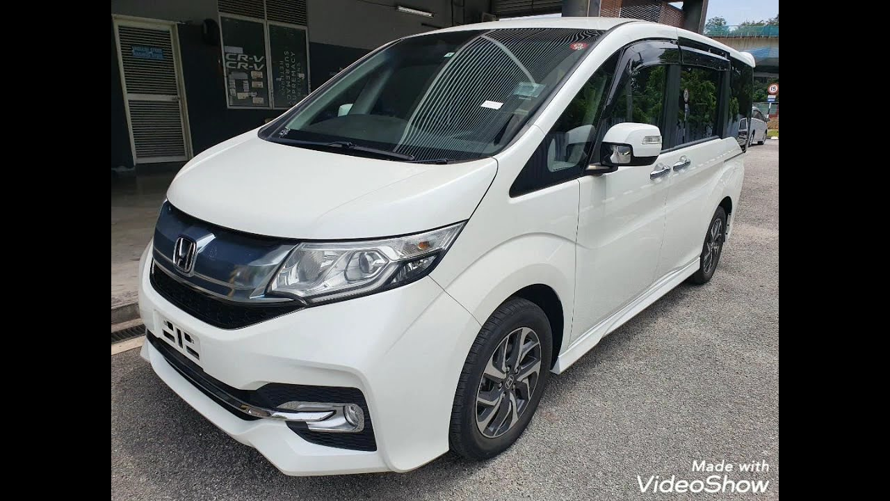 Honda Stepwgn 1.5L For Sale All Specs And Good Price