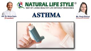 Sunita Chabra Experience on ASTHMA after following Natural Lifestyle Amazing Unbelievable result