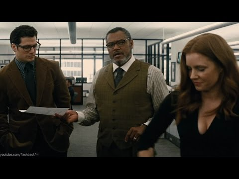 Batman v Superman - Clark, Lois and Perry [Extended cut]