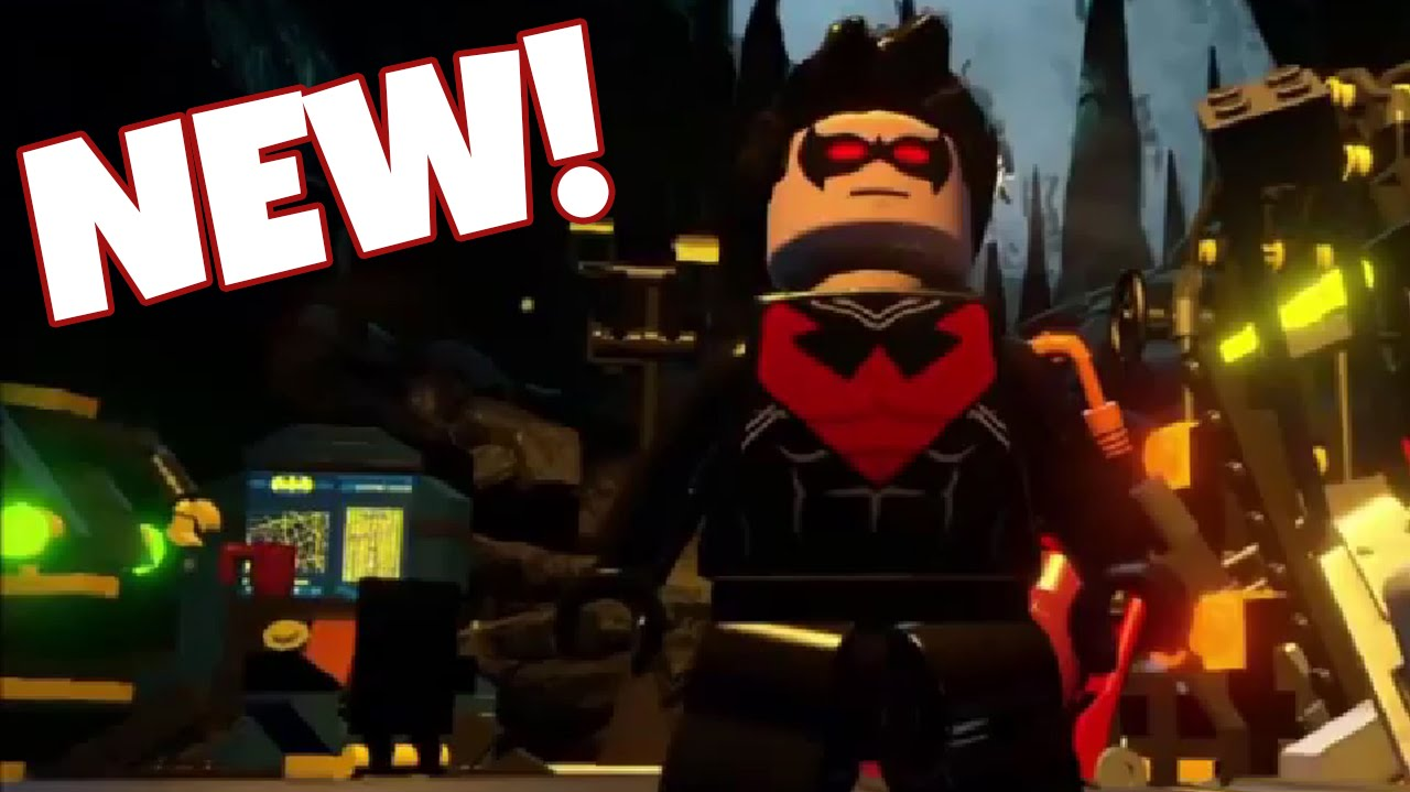 LEGO BATMAN 3: BEYOND GOTHAM - NIGHTWING AND NEW ARROW DLC ...