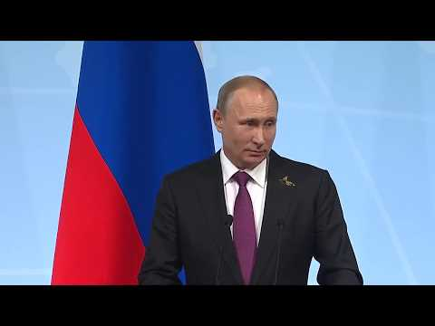 Putin on Navalny: I am not paying attention to people who are only interested in publicity