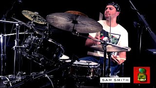 Sam Smith, Normani - Dancing With A Stranger - Drum Cover