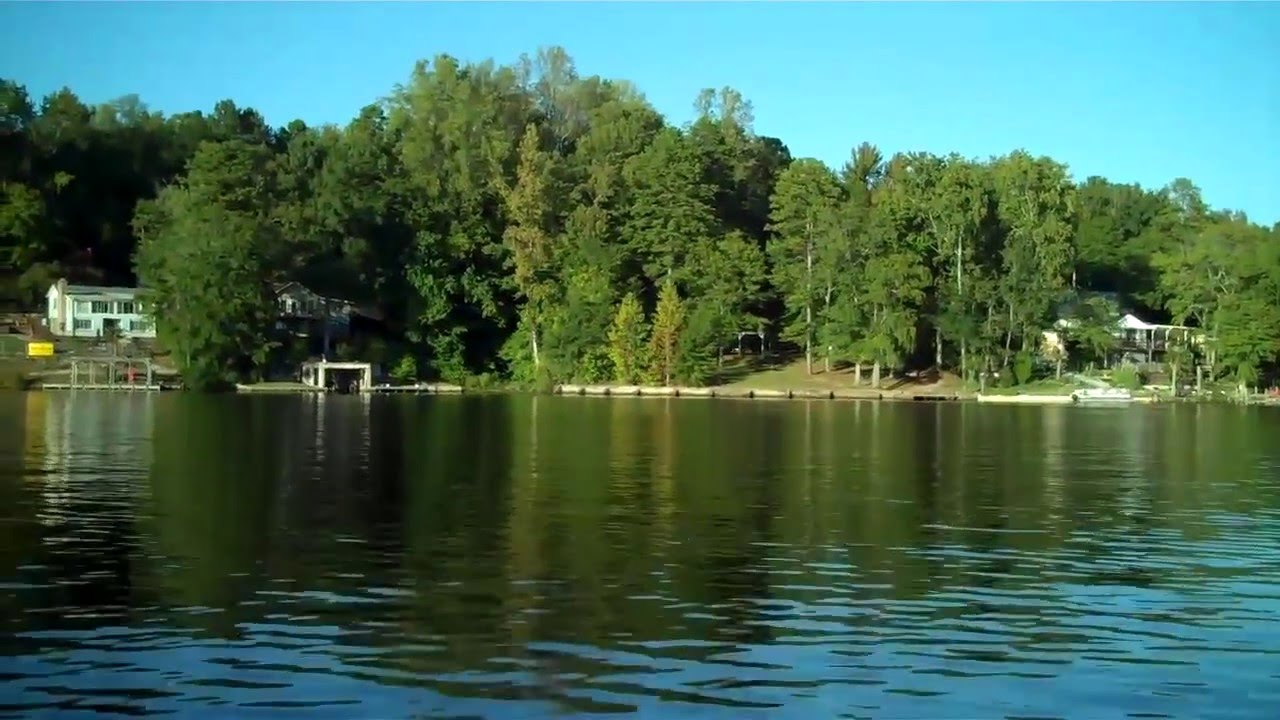 Broadway Lake Anderson,SC - YouTube