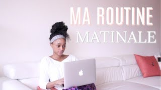 MY MORNING ROUTINE⎮Maggy Kloset