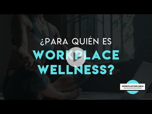 [PREVENTA] Workplace Wellness