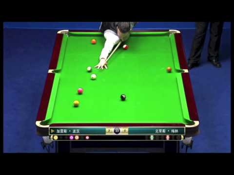 Chinese 8 Ball Masters 2013 - Final (Potts vs Melling): Part 2