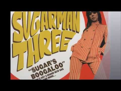 SUGARMAN THREE - SUZY Q - LP 'SUGAR'S BOOGALOO' - DAPTONE DAP 006