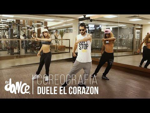 Duele el Corazon  Enrique Iglesias  ft Wisin  Coreografía  FitDance