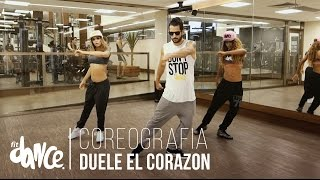 Duele el Corazon - Enrique Iglesias - ft. Wisin - Coreografía | FitDance