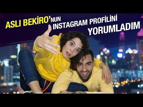 Whatever   #19 Aslı Bekiro'nun Instagram Profilini Yorumladım!