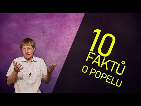 Deset faktů o popelu