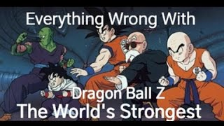 Everything Wrong With Dragon Ball Z: The World's Strongest
