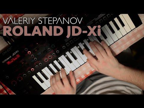 VALERIY STEPANOV - ROLAND JD-Xi