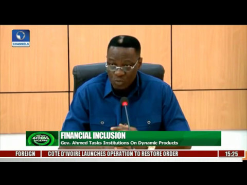 Financial Inclusion: Gov. Ahmed Tasks Institutions On Dynamic Products