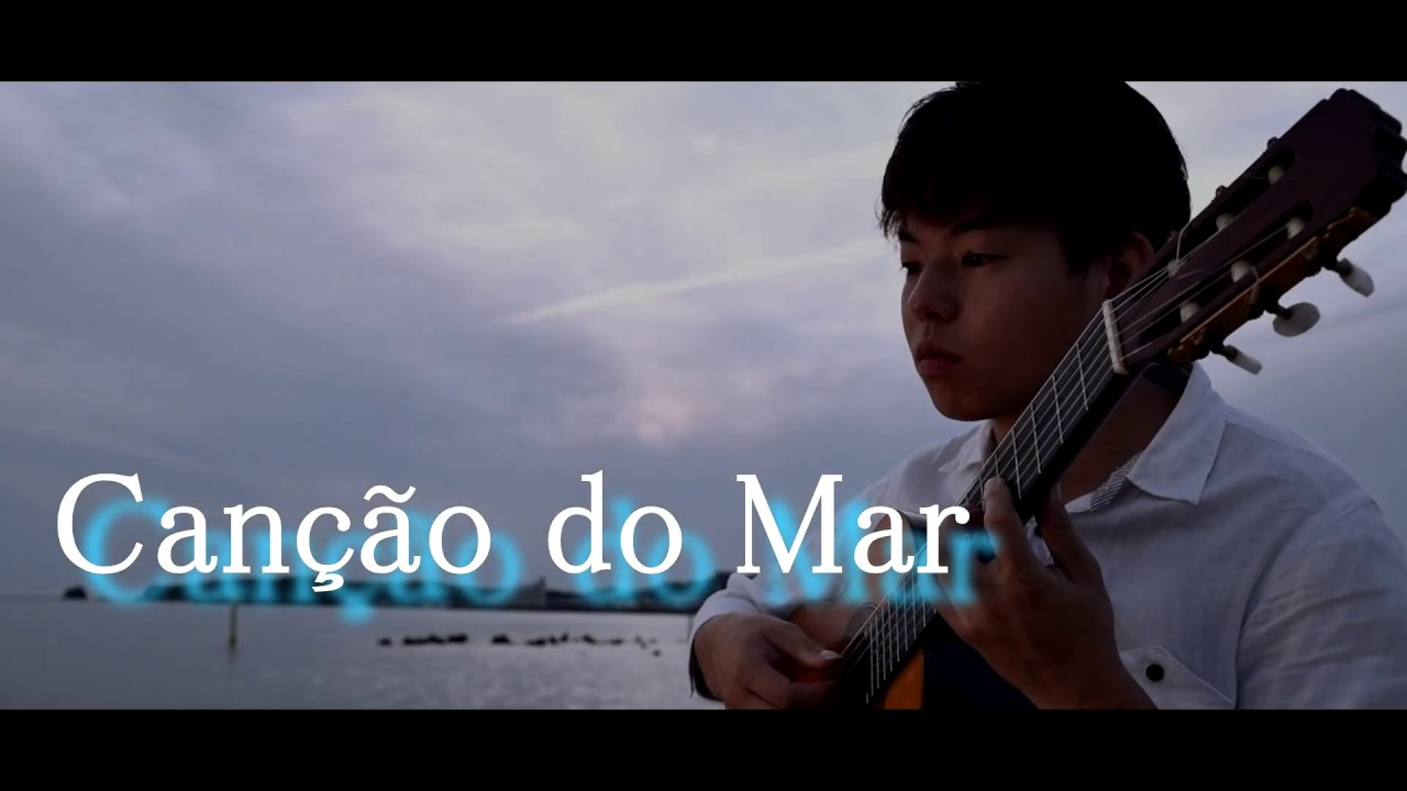 Dulce Pontes-Canção do Mar . 『cover』  ファド 山本真也