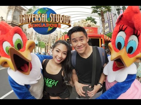 Come With Us Universal Studios Singapore