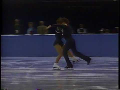 Susan Wynne & Joseph Druar - 1990 US Nationals Figure Skating Championships CD1