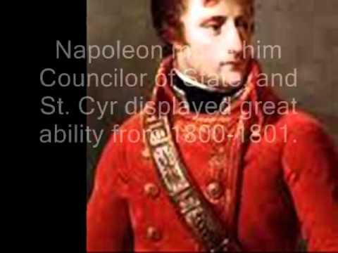 Marshals of Napoleon-Laurent de Gouvion Saint-Cyr, The Owl.