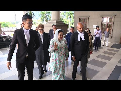 Application to merge Rosmah, Rizal's case postponed