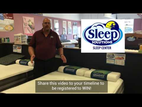 Sleep Solutions   Fair Giveaway 2