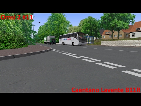 Repeat Drawyah plays OMSI 2 - Volvo B9R Caetano Levante  Buses of