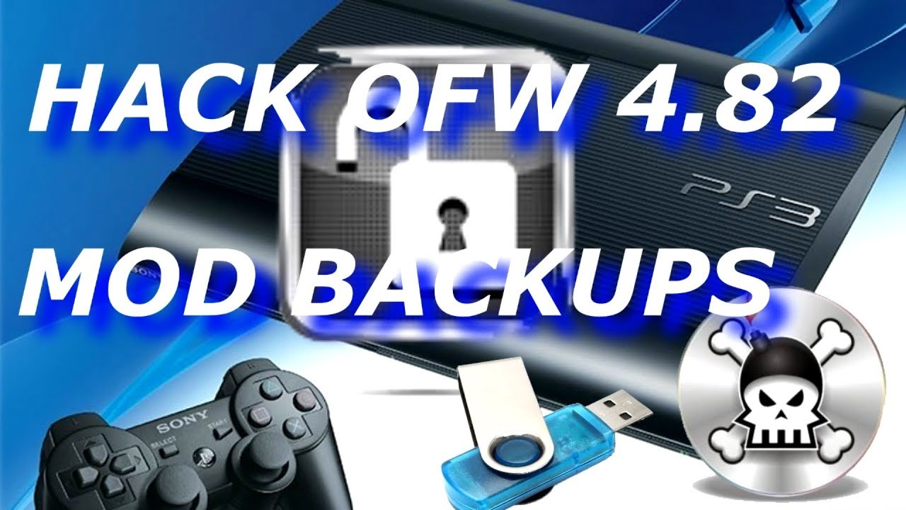 How to install PS3 Games on OFW 4.82 via USB No Jailbreak