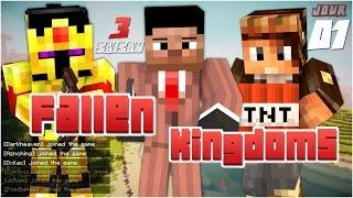 [Minecraft] Fallen Kingdom Saison 3 Ep.1 Le commencement