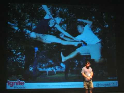 Ignite Phoenix #4 - The Power of Fail - Failure Is Not Only an Option But the Best Course of Action