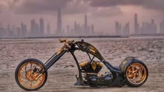 custom choppers by lycan customs