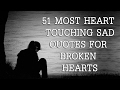 Sad touching Love Quotes