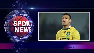 Yam Sport   Israel Folau Is Not Backing Down - Mark Of The Beast
