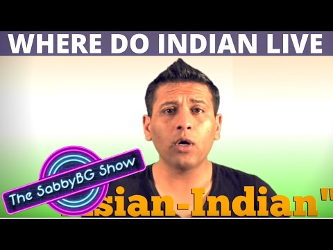 TOP 10: INDIAN Population Abroad ???