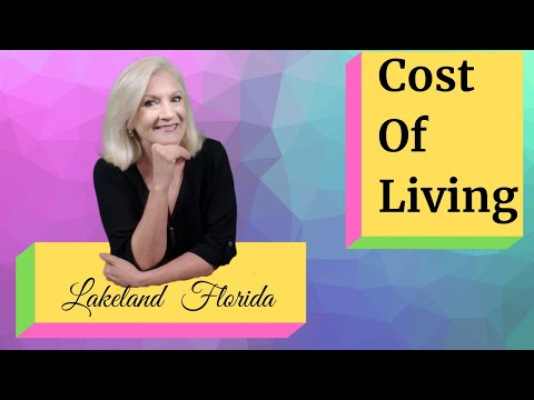 Lakeland Fl Cost Of Living  (2019)