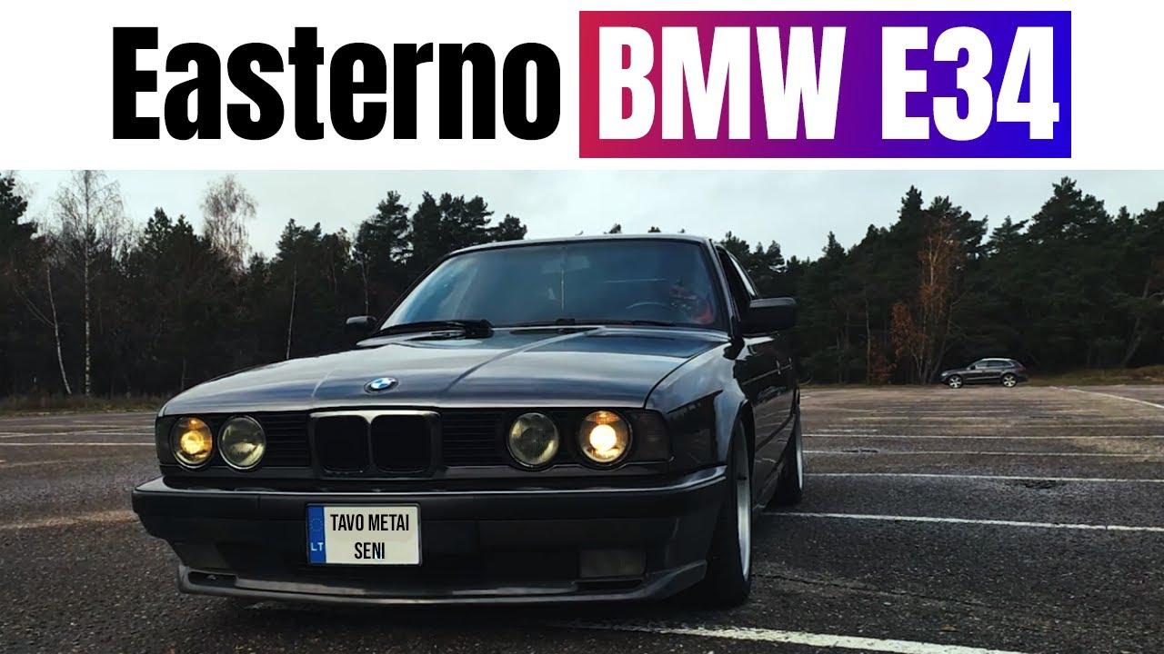 Easterno BMW E34