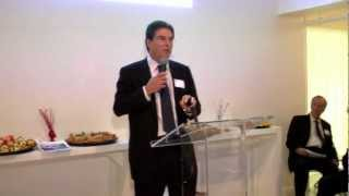 Dr. Eric Hollander Speaks at June 7th Autism Gala