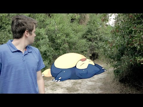 Pokemon In Real Life: Route Snorlax