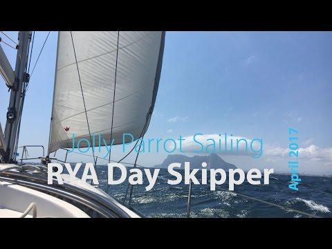 RYA Day Skipper Sailing 2017