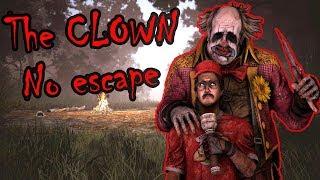 THE CLOWN l Dead by daylight l Clown gameplay