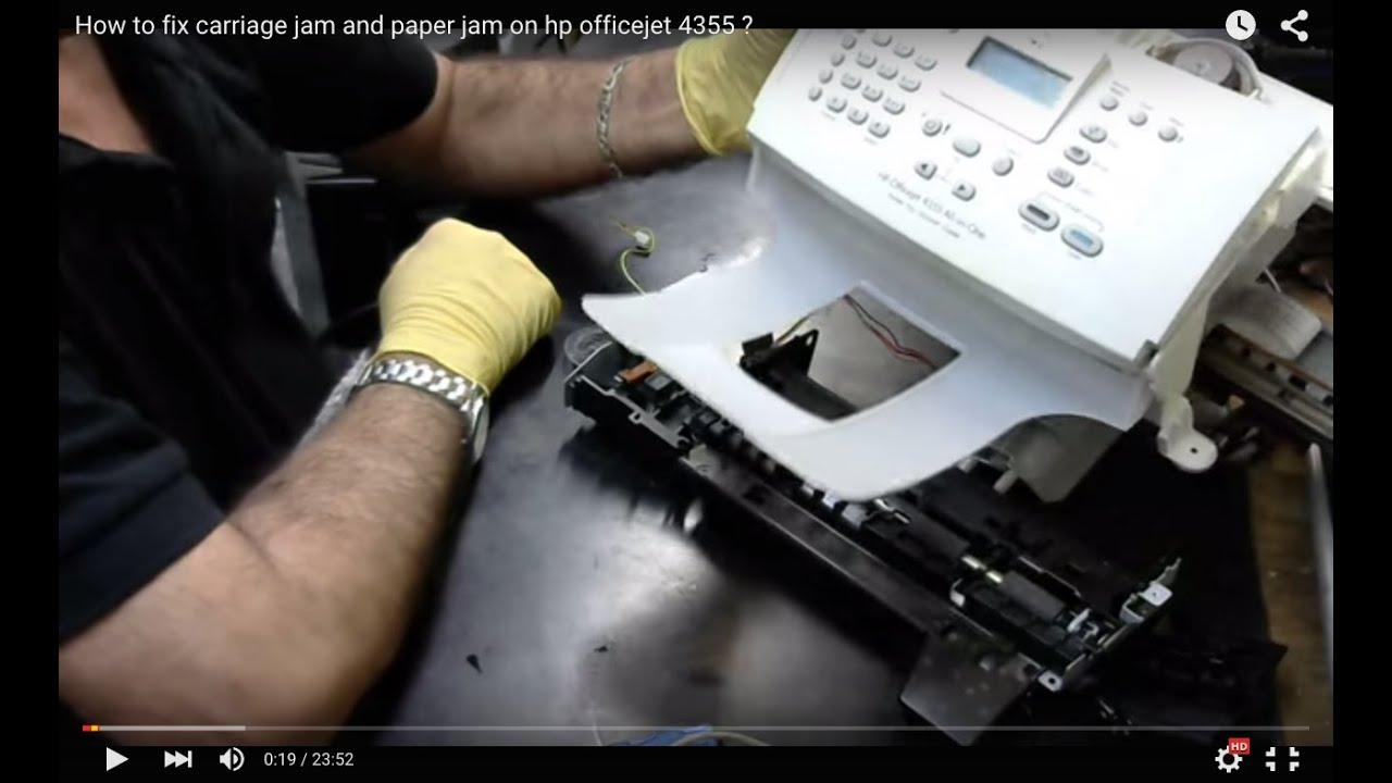 Printer Repair: Youtube Hp Printer Repair