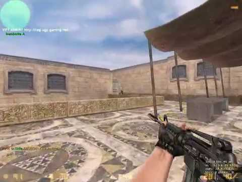 This is Part 2 of 2 of FRAPS Demo of Myself (Reign) Pubbing in a Dust 2 Condition Zero Server
