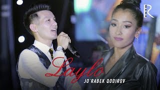 Jo'rabek Qodirov - Laylo | Журабек Кодиров - Лайло (concert version)