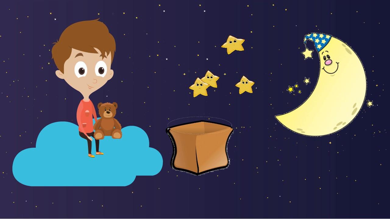 نجوم القمر Youtube