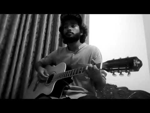 Mizhiyil Ninnum | Mayanadhi | Malayalam Short Guitar Cover| Rex Vijayan, Shahabaz Amen|