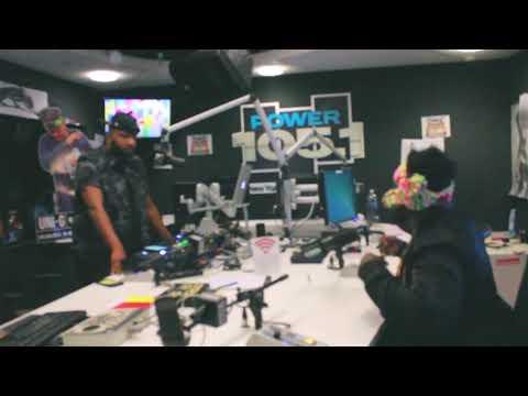 DJ Suss One And Uni-G Power 105.1 Radio Interview