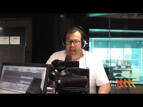 Gussy Takes On Steve Price | The Grill Team Sydney | Triple M