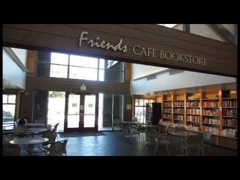 Saratoga Library Self-Guided Tour: The Cafe