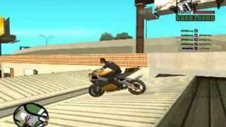GTA San Andreas Трюки