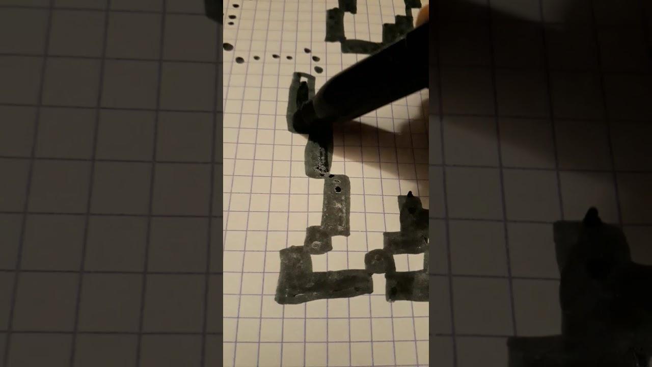 Pixel Art Comment Faire Un Chien
