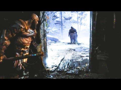 GOD OF WAR 4 - ALTERNATE ENDING SCENE!