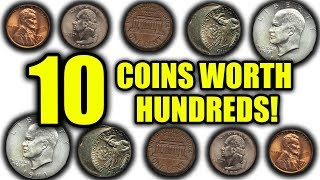 10 ERROR COINS SOLD IN 2019 - RARE COINS TO LOOK FOR IN